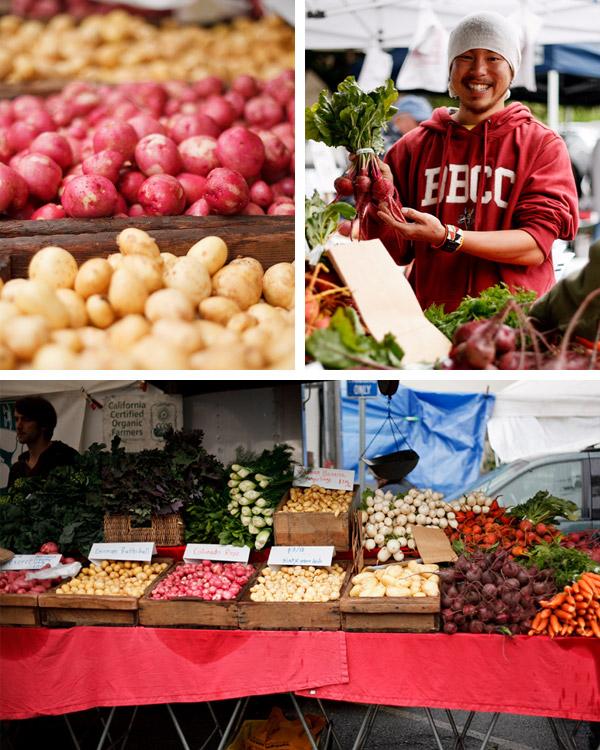 Certified Organic California Grown Vegetables