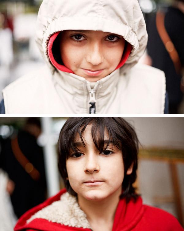 Portraits - Young Boys