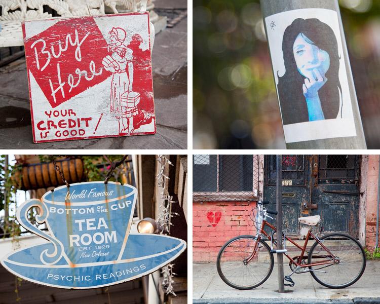 Street Signs and Guerrilla Art