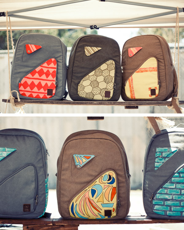Ark Collective Backpacks