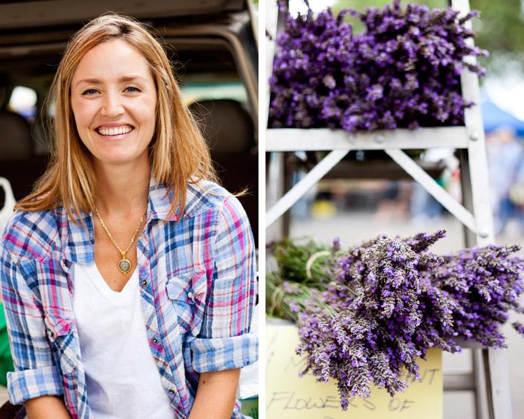 Santa Barbara Lavender Farm - Farmers Market